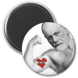 La mamá de Freud era CALIENTE Imán