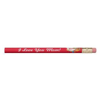 La mamá fantástica simplemente increíble más lápiz