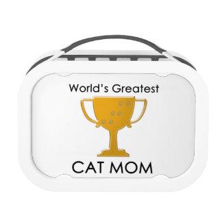 La mamá más grande del gato del mundo