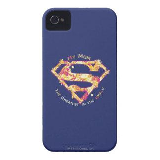 La mamá más grande del mundo Case-Mate iPhone 4 protector