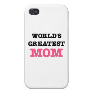 La mamá más grande del mundo iPhone 4 protector