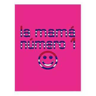 La Mamá Número 1 - mamá del número 1 en cubano Postal