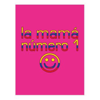 La Mamá Número 1 - mamá del número 1 en Ecuadorian Postal