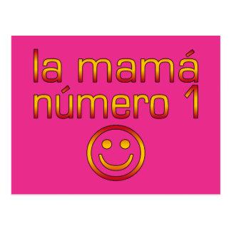 La Mamá Número 1 (mamá del número 1 en español)