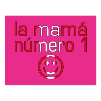 La Mamá Número 1 - mamá del número 1 en Peruvian Postal