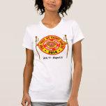La manera de San Jaime 2014 Camiseta