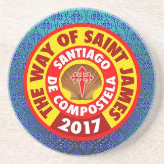 La manera de San Jaime 2017 Posavasos
