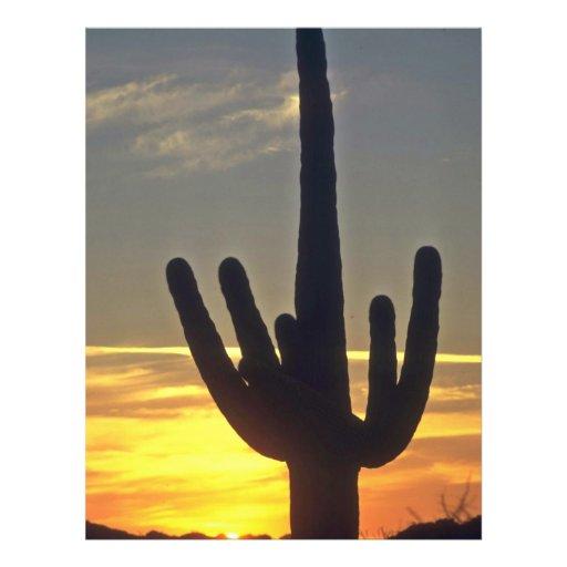 La mano de las naturalezas flyer a todo color