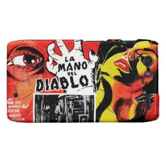 La Mano Del Diablo Motorola Droid RAZR Carcasas