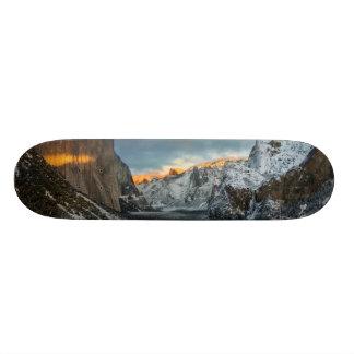 La marca del invierno patineta personalizada