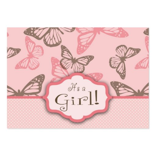 La mariposa besa el recordatorio Notecard Plantillas De Tarjetas Personales