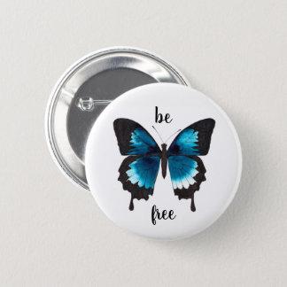 la mariposa de los ulysess sea botón libre