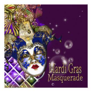 La máscara de la mascarada de Quinceanera PERSONAL Comunicados