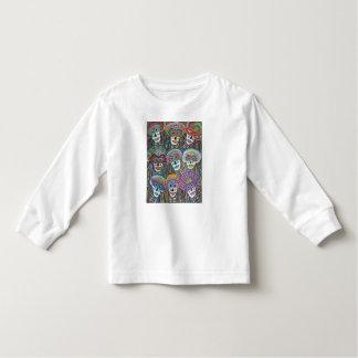 La Mascarada de los Muertos Camiseta De Bebé