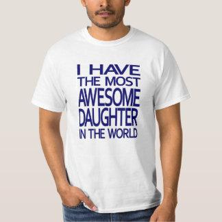La mayoría de la hija impresionante camiseta
