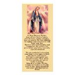 La mayoría de la madre bendecida Maria Diseños De Tarjetas Publicitarias