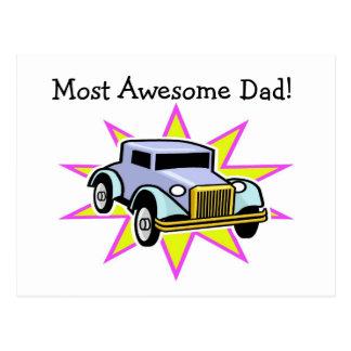¡La mayoría del papá impresionante! - Postal
