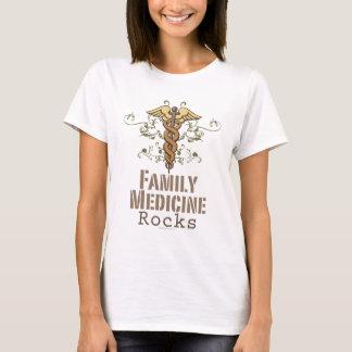 La medicina de familia oscila la camiseta