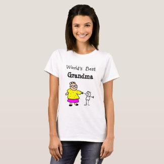La mejor camisa de la abuela del mundo
