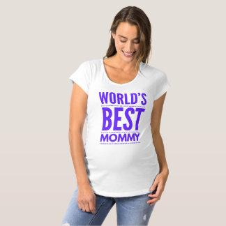 La mejor camiseta de la mamá del mundo