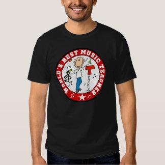 La mejor camiseta del profesor de la música del