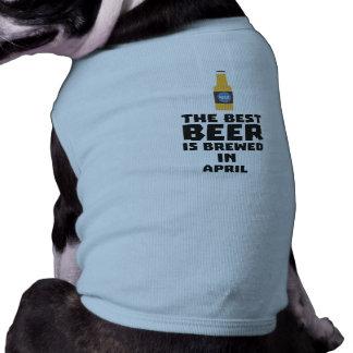 La mejor cerveza es en abril Z86r8 elaborado