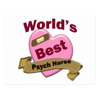 La mejor enfermera de Psych del mundo Postal