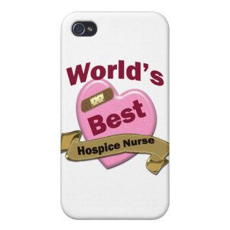La mejor enfermera del hospicio del mundo iPhone 4/4S carcasas