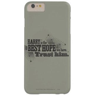 La mejor esperanza que tenemos funda para iPhone 6 plus barely there