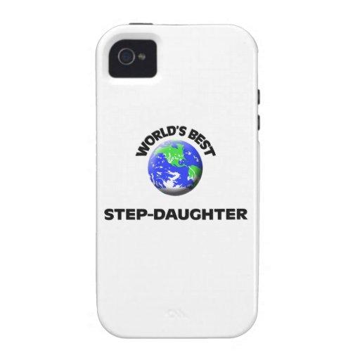 La mejor hijastra del mundo iPhone 4/4S carcasas