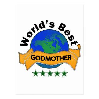 La mejor madrina del mundo postal