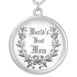 la mejor mamá del mundo esposa novia … corrija collares personalizados
