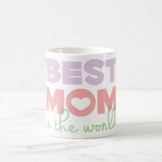 La mejor mamá en la taza del mundo