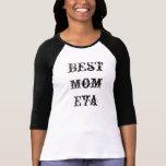 La mejor mamá Eva Camisetas