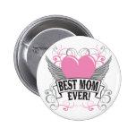 La mejor mamá nunca pin