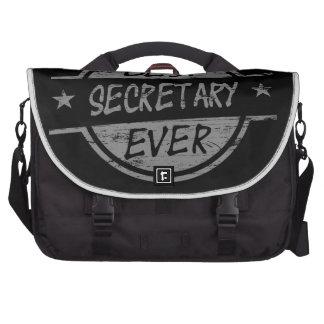 La mejor secretaria Ever Gray Bolsas Para Ordenador