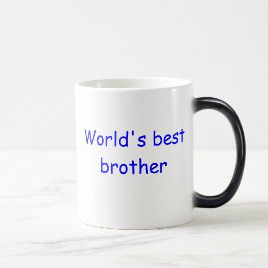 La mejor taza de Brother del mundo