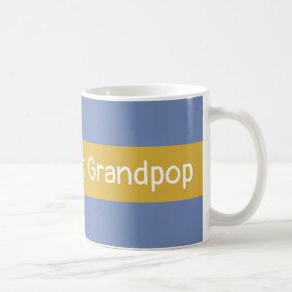La mejor taza de café de Grandpop del mundo