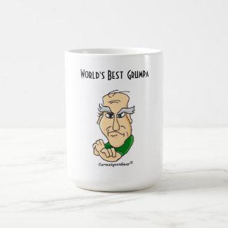 La mejor taza de Grumpa del mundo