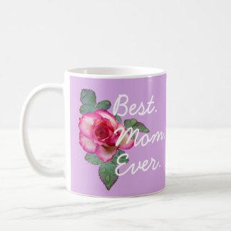 La mejor taza de la mamá de Lavendar nunca -