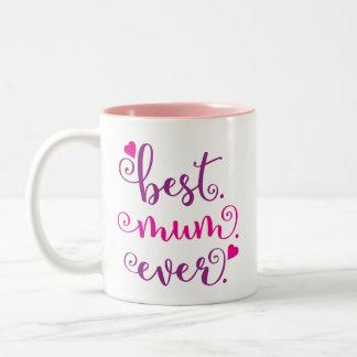 La mejor taza de la taza de la MOMIA nunca con el