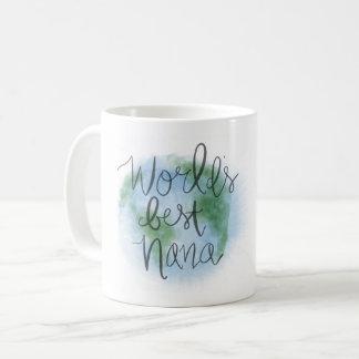 La mejor taza de Nana del mundo