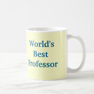 La mejor taza del profesor del mundo