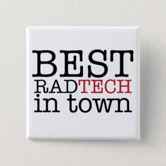 La mejor tecnología del Rad en botón de la ciudad