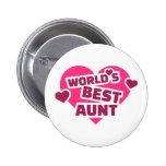 La mejor tía del mundo pins