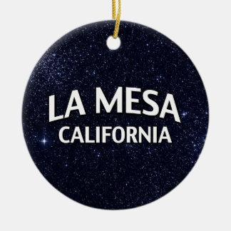 La Mesa California Adorno Para Reyes