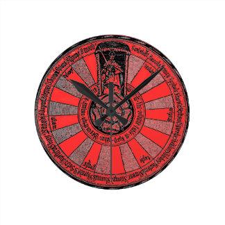 La mesa redonda de Arturo Reloj Redondo Mediano