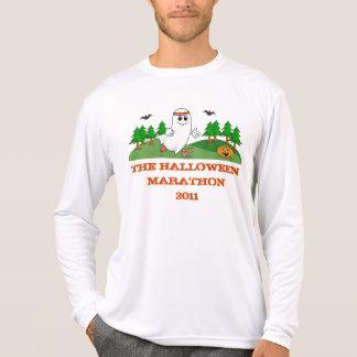 La Micro-Fibra del funcionamiento del maratón de H Camisetas