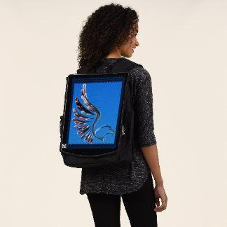 La mochila /Backpack de Eagle hace frente