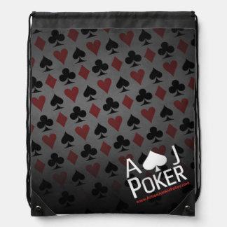 La mochila más popular del póker del drogadicto de